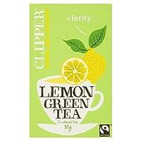 Clipper Teas - Everydays - Fairtrade Green Tea with Lemon - 50g