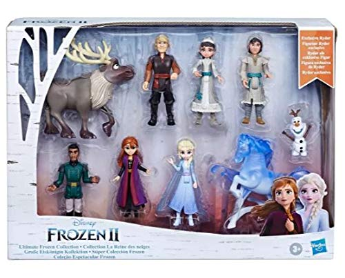 Disney Frozen 2 Ultimate Small Doll Collection (Exclusive)