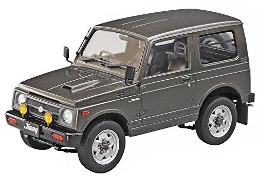 ハセガワ 1/24 ヒストリックカーシリーズ スズキ ジムニー JA11-5型 プラモデル HC22