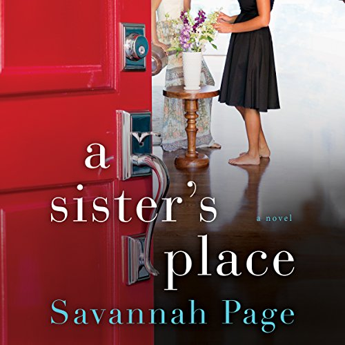 A Sister's Place audiobook cover art
