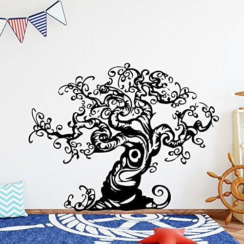 yaonuli Boom decoratie sticker waterdicht huis decoratie kwekerij kinderen kamer wanddecoratie achtergrond muur art decal