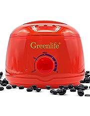 GreenLife® Hair Removal Wax Warmer (Green)