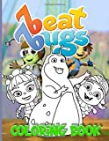 Beat Bugs Coloring Book: Perfect Gift Coloring Books For Adult And Kid