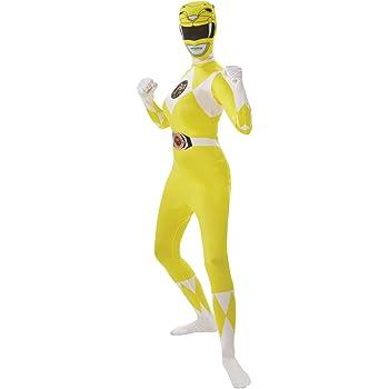 Rubies - Disfraz Oficial de Power Ranger para Mujer: Amazon.es ...