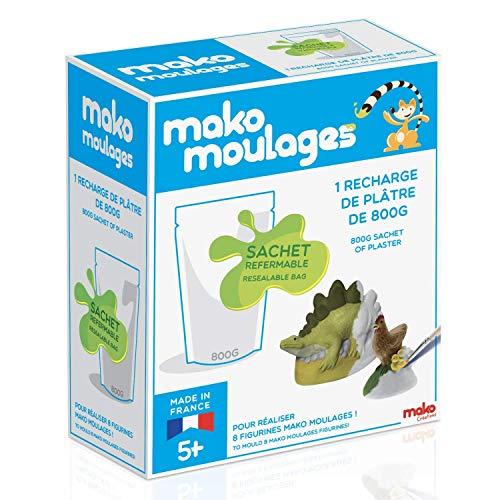 Mako Moulages -  Recharge de Plâtre