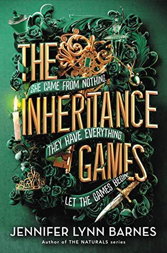 The Inheritance Games by [Jennifer Lynn Barnes]