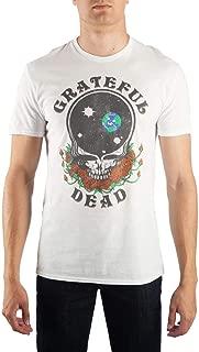 grateful dead white shirt