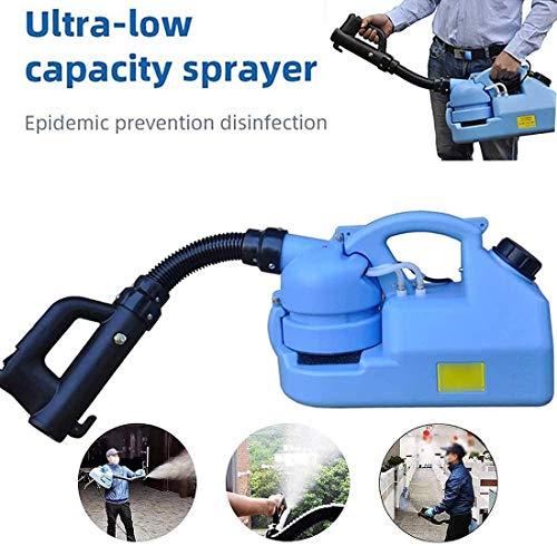 Surfilter ULV Electric Vernebler Tragbare Desinfektionssprühgeräte, Ultra Low Volume Sprayer Desinfektionsmittel Kaltzerstäuber für das Training Trinkgarten Prävention von Pidmies