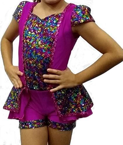 Fiesta Kids Disfraz o Vestido Soy Luna Talla 1 a Talla 10 (8)
