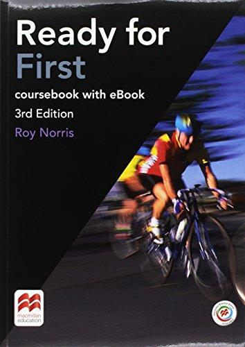 Ready for first. Student's book-No key-Workbook-No key. Per le Scuole superiori. Con espansione online. Con CD-Audio [Lingua inglese]