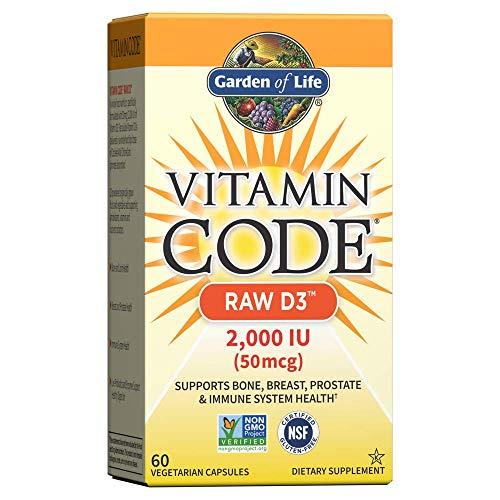 Top 10 vegan vitamin d3 2000iu for 2020