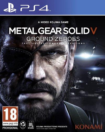 Metal Gear Solid V: Ground Zeroes (PS4) [Importación Inglesa]
