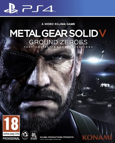Metal Gear Solid V: Ground Zeroes (Sony PS4) [Import UK]