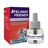 <span class='highlight'><span class='highlight'>FELIWAY</span></span> Friends 30 Day Refill, helps to reduce conflict in multi-cat households, helping cats get along better, 48 ml