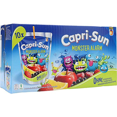 Capri Sun Monster Alarm 10x200ml