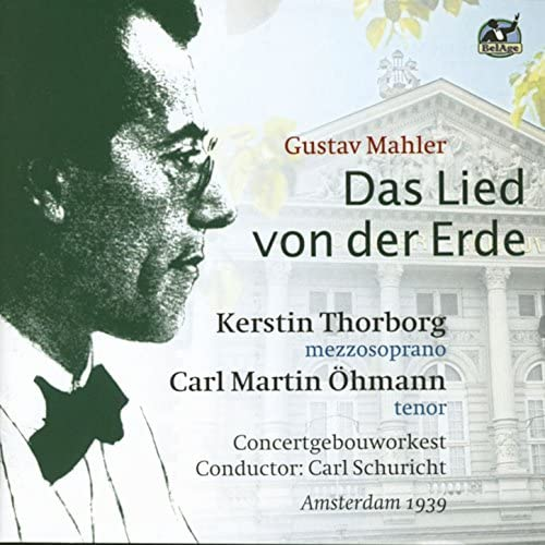 Concertgebouw Orchestra, Kerstin Thorborg & Carl Martin Ohmann