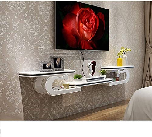 N/Z Home Furnishings Floating TV Unit TV Mount Stands Wall TV Cabinet...