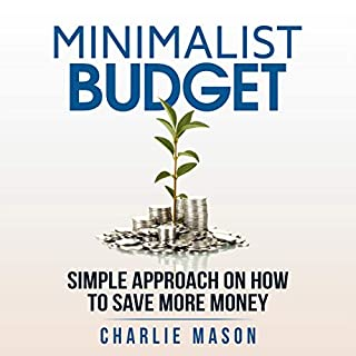 Minimalist Budget audiobook cover art