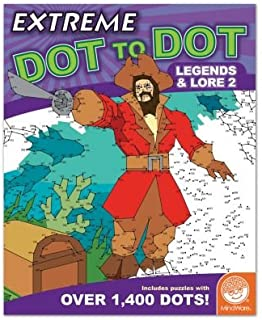 Extreme Dot to Dot: Legends and Lore 2