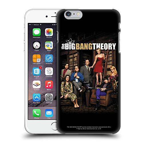 Head Case Designs Licenza Ufficiale The Big Bang Theory Stagione 9 Arte Chiave Cover Dura per Parte Posteriore Compatibile con Apple iPhone 6 Plus/iPhone 6s Plus