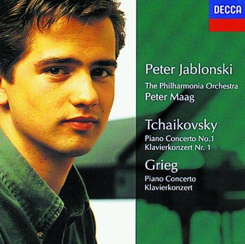 Peter Jablonski, Philharmonia Orchestra & Peter Maag