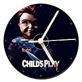 MasTazas Child'S Play Muñeco Diabolico 2019 Chucky Reloj CD Clock 12cm...