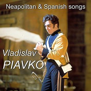Neapolitan&spanish Songs