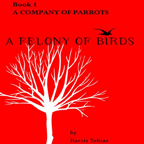 A Company of Parrots audiobook cover art