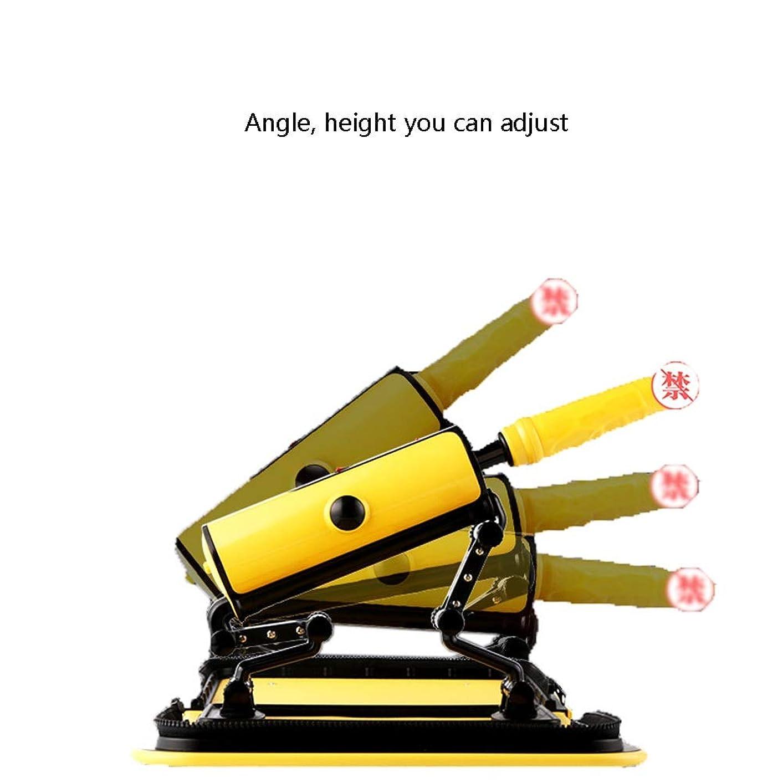 闘争クロニクル脚本LTT 引き込み式の機械およびシリコーンのカップルのおもちゃ愛商品ハンズフリーは電気マッサージャーを楽しみます