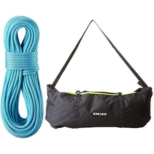 EDELRID Boa 9.8mm 80m + Rope Bag Liner - Blue