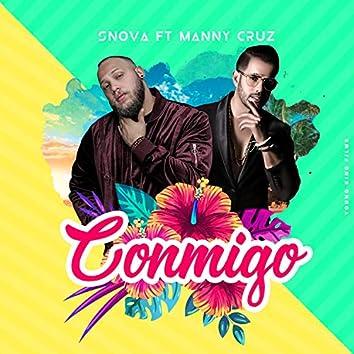Conmigo (feat. Manny Cruz)