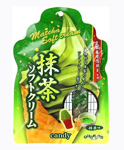 抹茶ソフトクリームcandy 6袋