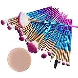 99native 20 Pcs/Set Maquillage Brush Set Makeup Brushes Kit Outils Maquillage Professionnel...