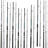 DAM Angelset 8 Ruten Lagerverkauf Steckruten Teleskopruten