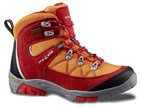 Trezeta Shoes Cyclone WP JR Enfant Red-Orange -36