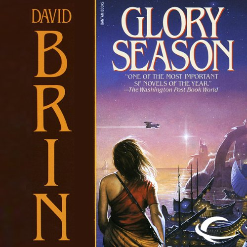 Glory Season audiobook cover art