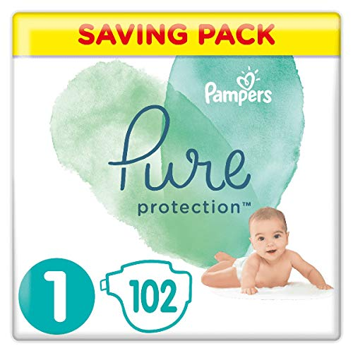 Pampers Pure Protection 81685798 pañal desechable Niño/niña