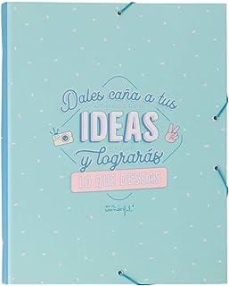 Carpeta separadora - Dales caña a tus ideas