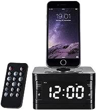 Mejor Radio Alarm Iphone Dock de 2020 - Mejor valorados y revisados