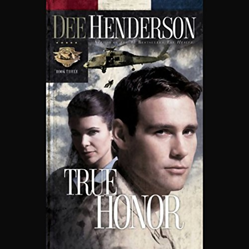 True Honor audiobook cover art