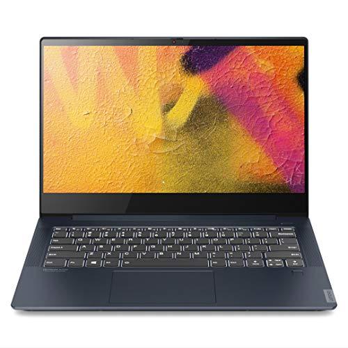 Lenovo Ideapad S540 Notebook, Display 14  Full HD, Processore Intel Core i7, 512GB SSD, 8GB RAM,Fingerprint, Windows 10, Abyss Blue