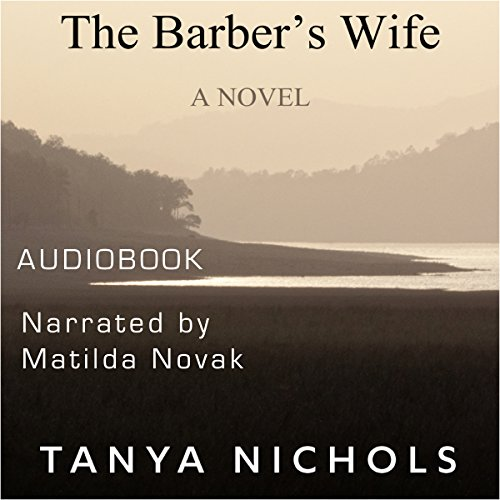 The Barber's Wife audiobook cover art