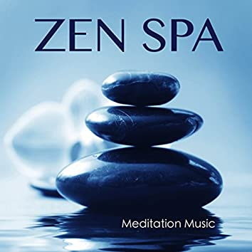 Zen Spa Meditation Music: Asian Oriental Music for Relaxation and Massage, Music and Sound Therapy With Healing Relaxing Nature Sounds