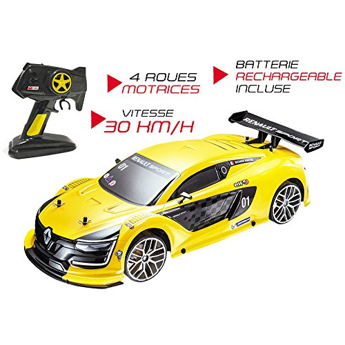 RC Auto kaufen Drift Car Bild 5: Mondo 63359 R C Renault RS 01 Drift Ma stab 1 10*