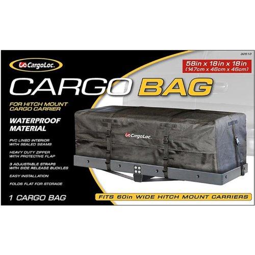 cargoloc 147,3x 45,7x 45,7cm Cargo Tasche für Anhängerkupplung mounts- Wasserdicht