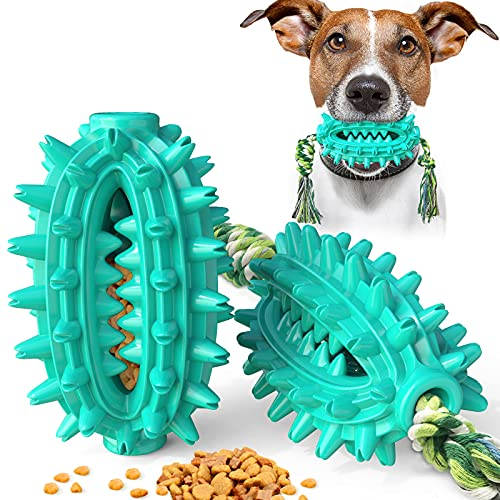 PewinGo Hundespielzeug Ultra-langlebiges Chewer-Dog Zahnbürste Robustes Kauspielzeug für Langeweile Mittelgroße Hunde, Anti-Bite Interaktives Kauspielzeug für Hunde für Aggressive
