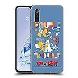 Head Case Designs sous Licence Officielle Tom and Jerry Double problème Blocs de Couleur Coque en...