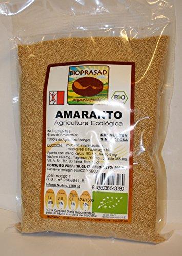AMARANTO GRANO BIO S/L 500GR