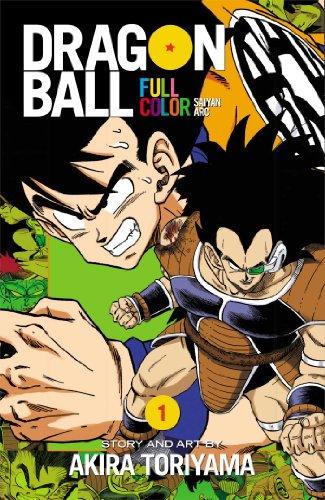 Dragon Ball Full Color, Volume 1: saiyan arc