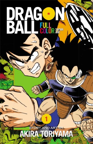 Dragon Ball Full Color Saiyan Arc, Vol. 1 (1)